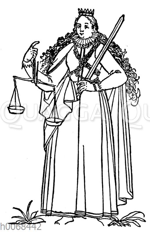Die ungleiche Waage der Justitia