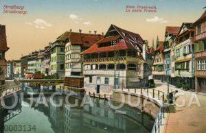 Straßburg: Klein-Frankreich ('La petite France')