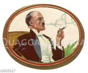 Zigarrenraucher