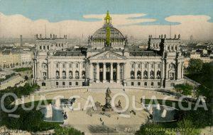 Berlin: Reichstagsgebäude
