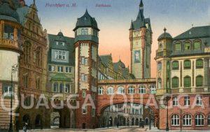 Frankfurt am Main: Rathaus