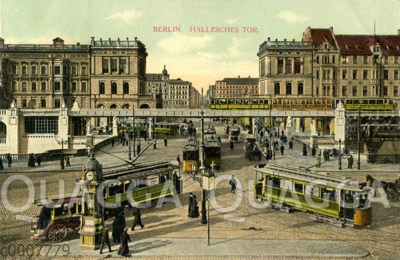 Berlin: Hallesches Tor