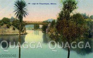 Mexiko: Lago de Chapultepec