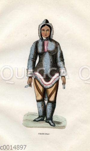 Eskimofrau