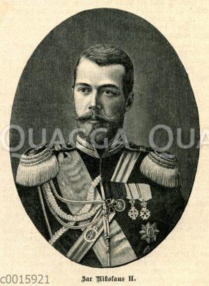Zar Nikolaus II