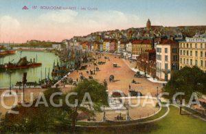 Boulogne-sur-mer: Les Quais