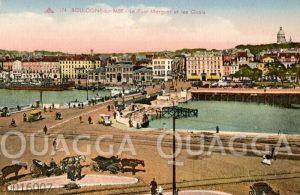 Boulogne-sur-mer: Le Pont Marguet et les Quais