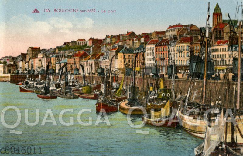 Boulogne-sur-mer: Le port