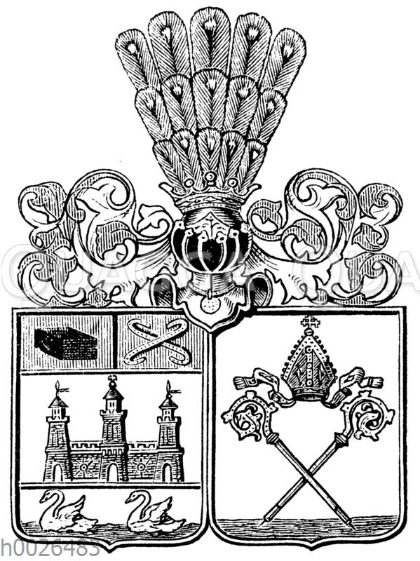 Wappen von Kolberg