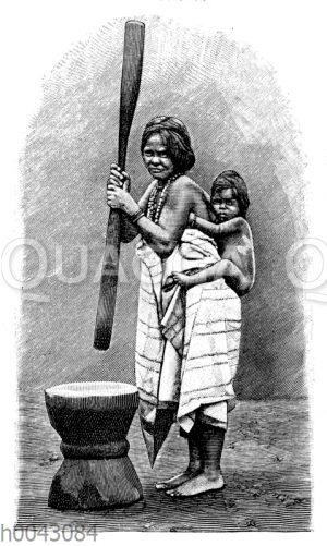 Banao-Frau (Luzon