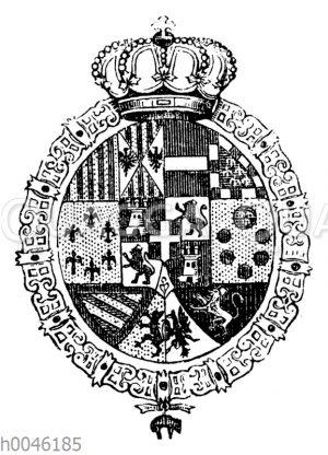 Wappen von Spanien