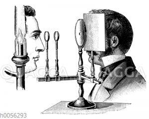 Augenspiegel nach Hermann von Helmholtz