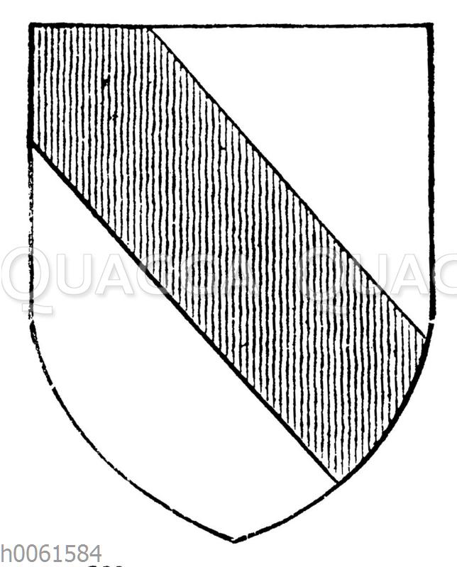 Wappen von Straßburg.