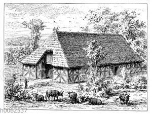 Sächsisch-friesisches Haus