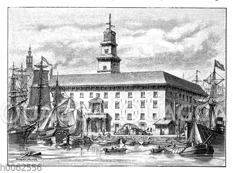 Hansahaus in Antwerpen