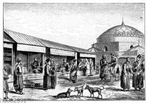 Bazar in Samarkand