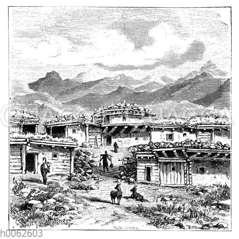 Armenisches Dorf