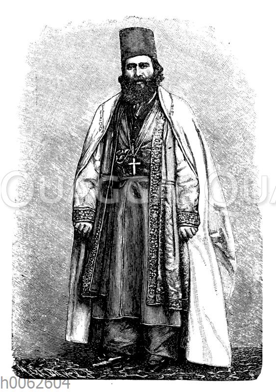Armenischer Geistlicher