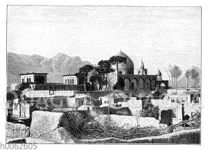 Armenische Kirche in Dschulfa