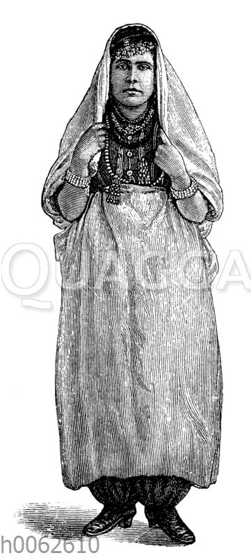 Frau aus Jerusalem