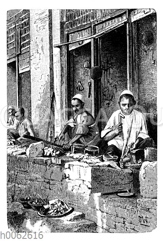 Persische Schmiede