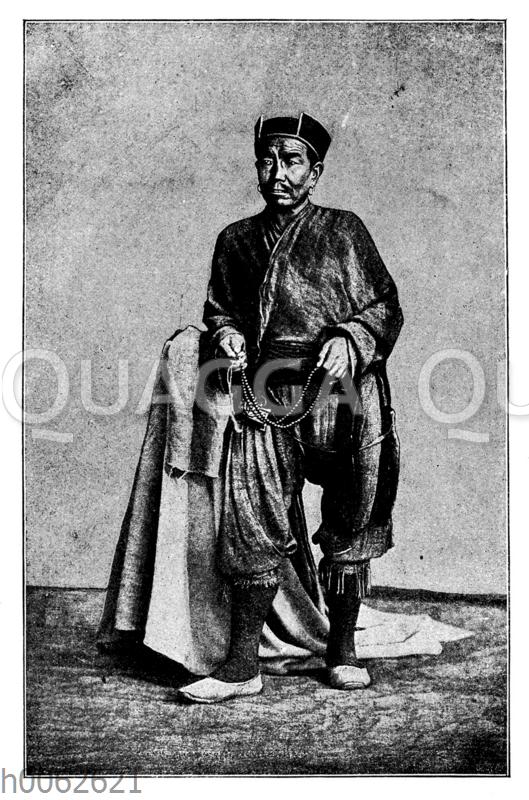Tibetanischer Lama