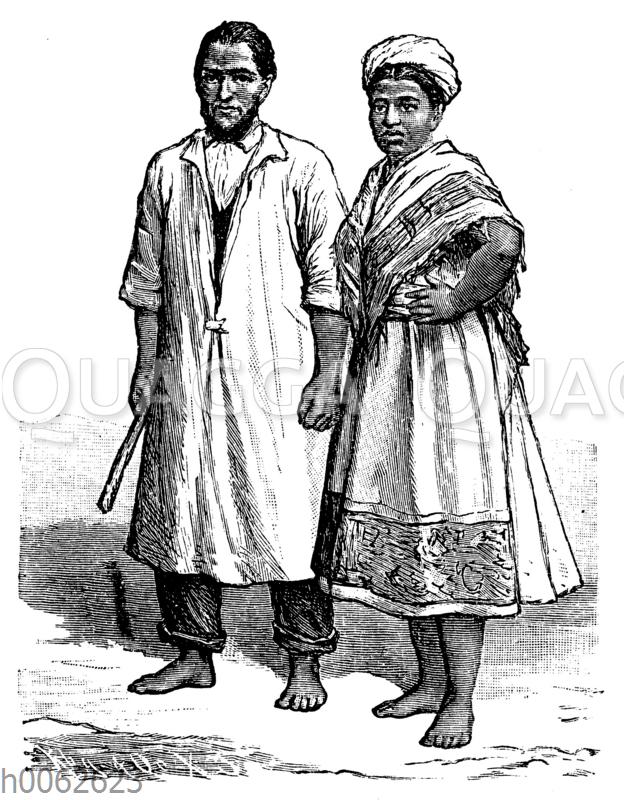Leute von den Azoren