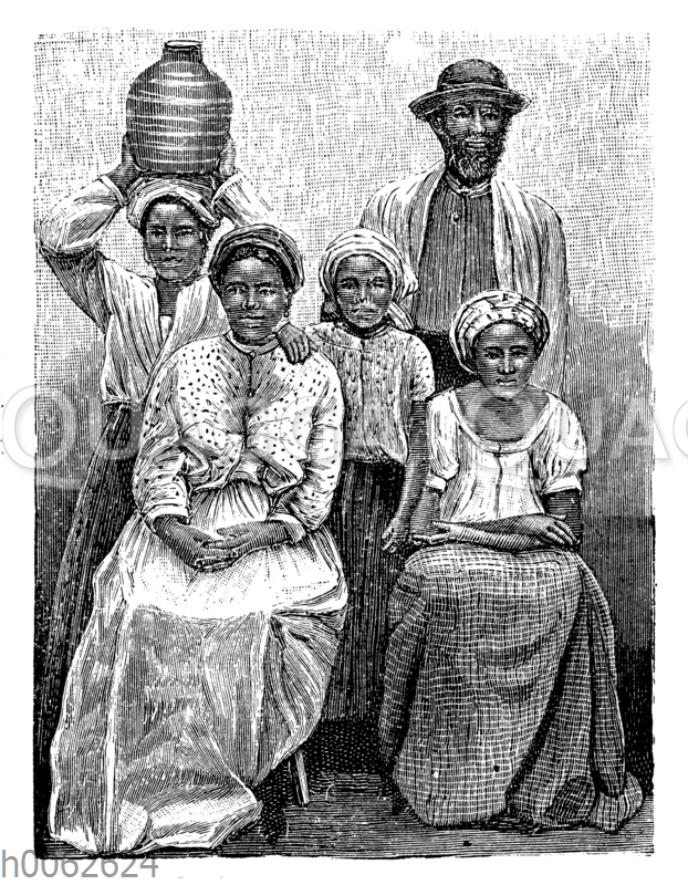 Leute von den Kapverden