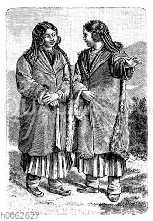 Frauen aus Ladak