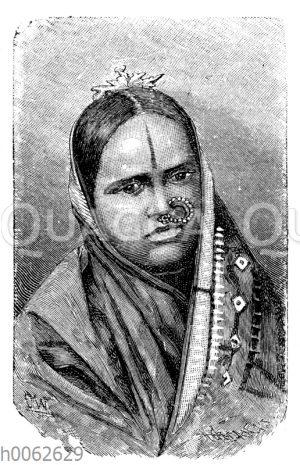 Brahmanenfrau