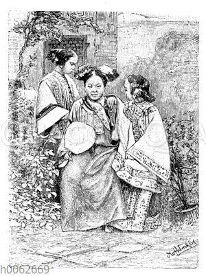 Mandschufrauen