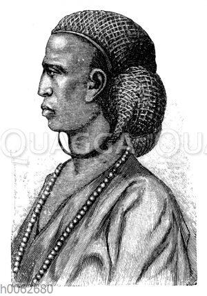 Somali-Frau
