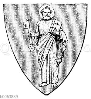 Wappen von Trier