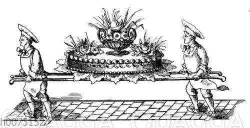 Konditor, Zuckerbäcker