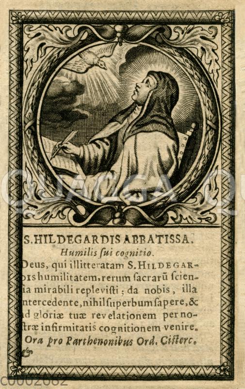 Hildegard von Bingen (1098–1179)