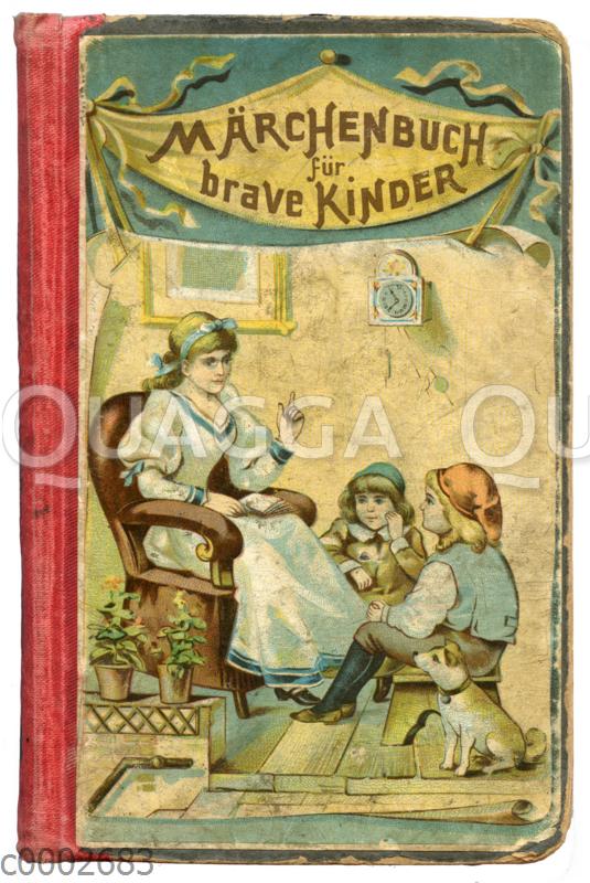 Cover des Buches 'Märchenbuch für brave Kinder'