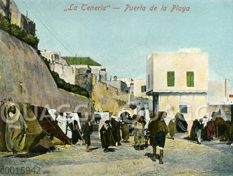 La Teneria - Puerta de la Playa in Tanger