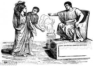 Hl. Jungfrau und Märtyrerin Augusta