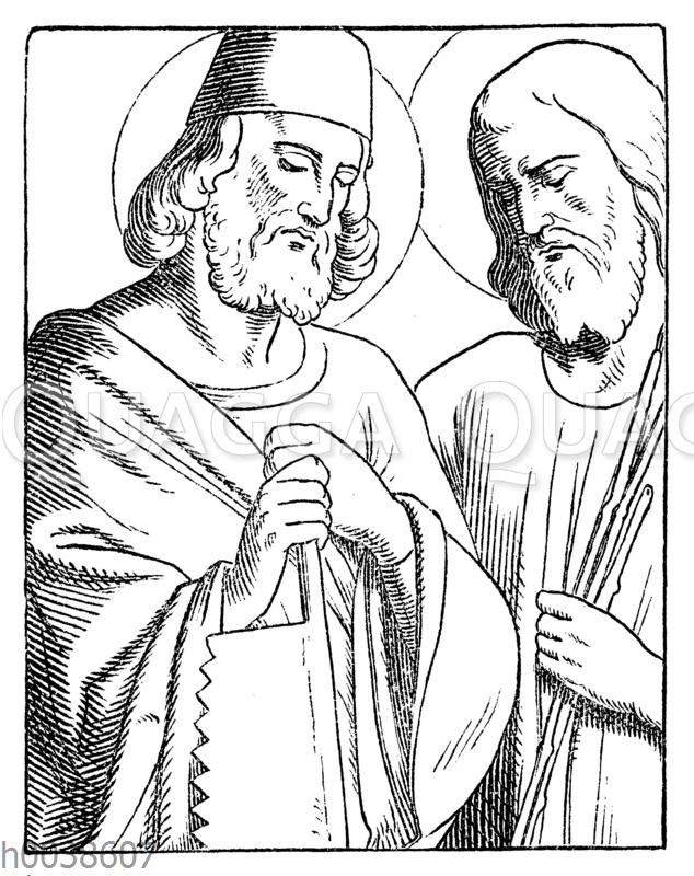 Hl. Jonas und Barachistus