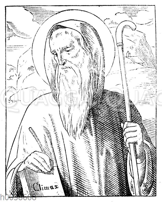 Hl. Johannes Climacus