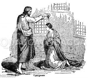 Hl. Jungfrau und Märtyrerin Balbina