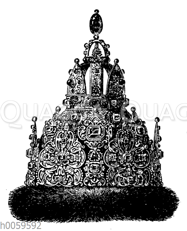 Krone von Astrachan