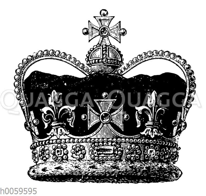 Krone des Prinzen von Wales