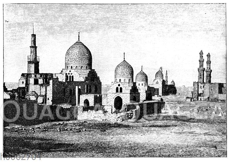 Die Kalifengräber bei Kairo