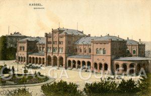 Kassel: Bahnhof