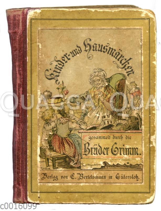 Cover des Buches: Kinder und Hausmärchen gesammelt durch die Gebrüder Grimm