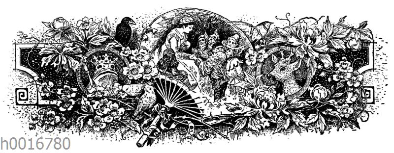 Kapitelanfangsvignette: Märchen