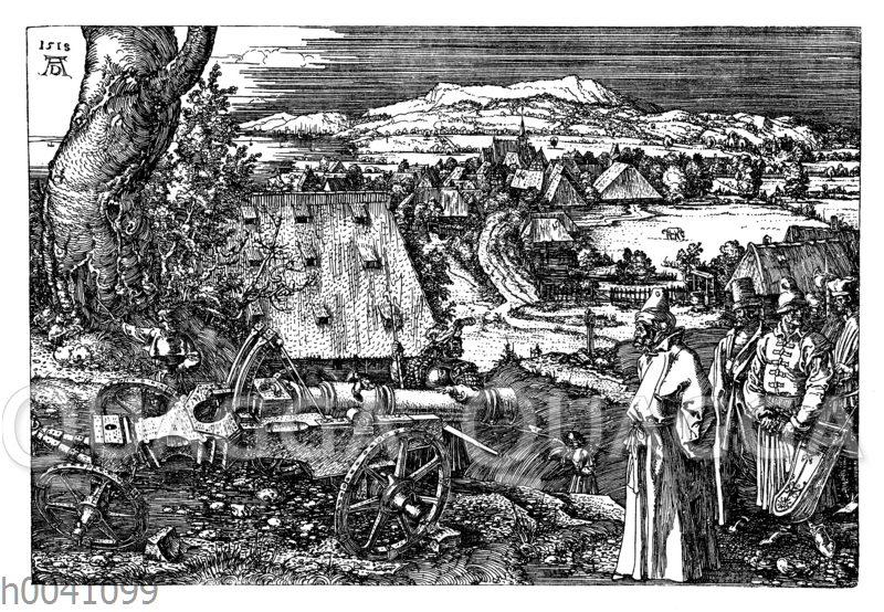 Die Nürnberger Feldschlang