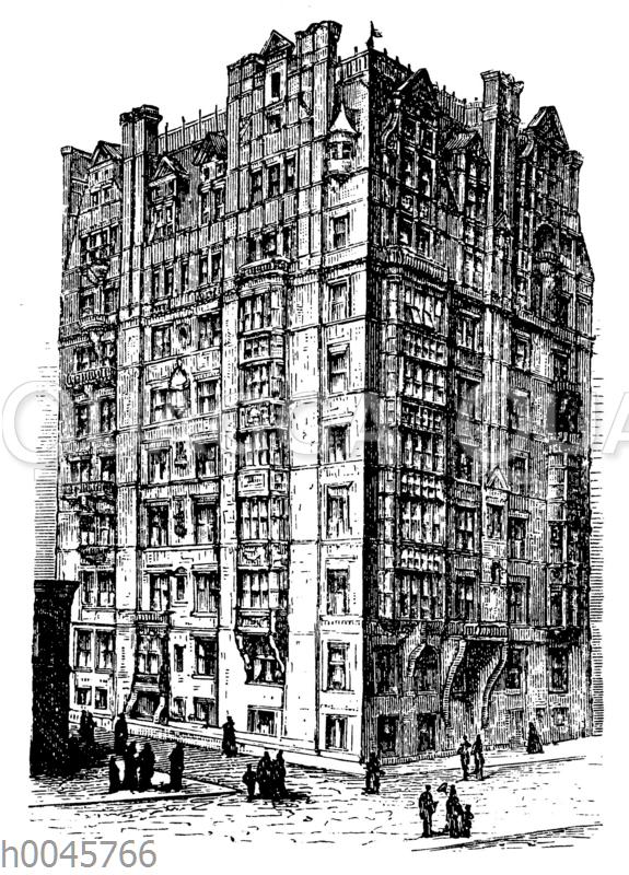 Berkshire Apartmenthouse in New York