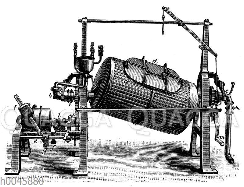 Trommelwaschmaschine